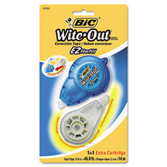 BIC WOTRP11R: Wite-Out EZ Refill Correction Tape, Refillable, 1/6