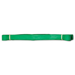 Alliance 2403207: Pallet Bands, 112 Diameter, 3/4 Width, 1/16 Gauge, Green, 12 / Pack