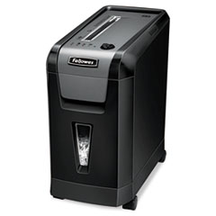 Fellowes 3343301: Powershred 69cb Deskside Cross-Cut Shredder, 10 Sheet Capacity