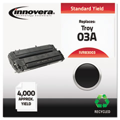 Innovera 83003: Remanufactured C3903a 03a Toner, Black