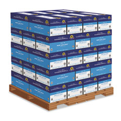 Hammermill 162008PLT: Tidal Mp Copy Paper, 92 Brightness, 20lb, 8-1/2 x 11, White, 200,000 Sheets / plt