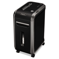 Fellowes 4609001: Powershred 99ms Heavy-Duty Micro-Cut Shredder, 14 Sheet Capacity