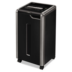 Fellowes 3831001: Powershred 325ci 100 Jam Proof Cross-Cut Shredder, 22 Sheet Capacity