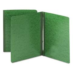 Smead 81452: Side Opening Pressguard Report Cover, Prong Fastener, Letter, Green