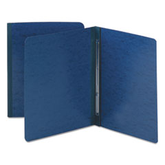 Smead 81352: Side Opening Pressguard Report Cover, Prong Fastener, Letter, Dark Blue