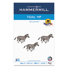 Hammermill 162024: Tidal MP Copy Paper, 92 Brightness, 20lb, 11 x 17, White, 500 Sheets / Ream