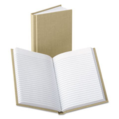 Boorum & Pease 6559: Handy Size Bound Memo Book, Ruled, 7 x 4 3/8, White, 96 Sheets