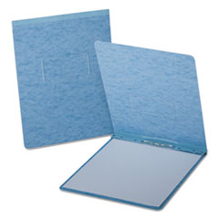 Oxford 71101: Pressguard Report Cover, Prong Clip, Letter, 2 Capacity, Light Blue