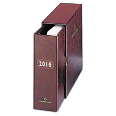 Franklin Covey 19089: Personal Organizer Classic Storage Case with Sleeve, 5-1/2 x 8-1/2, Burgundy