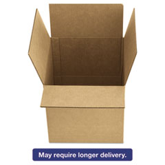 United Facility Supply 11812M: Brown Corrugated Multi-Depth Shipping Boxes, 11 1/4l x 8 3/4w x 12h, 25 / bundle