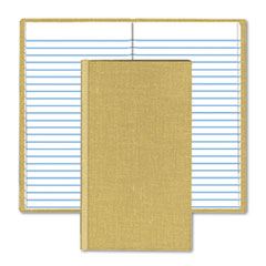 Boorum & Pease 6559: Handy Size Bound Memo Book, Ruled, 4-3/8 x 7, WE, 96 Sheets / Pad