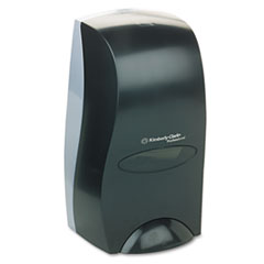 Kimberly-Clark 91180: IN-SIGHT OnePak Dispenser, 800mL, 6 1/10w x 4 9/10d x 10 2/5h, Smoke / Gray