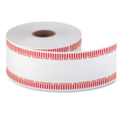 MMF Industries 2160651A07: Automatic Coin Flat Wrapper Rolls, Pennies,.50, 1900 Wrappers / Roll