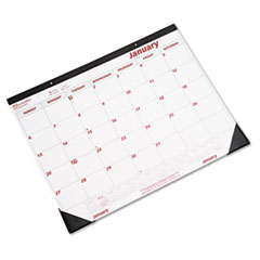 Brownline C1731: Desk Pad / Wall Calendar, Chipboard, 22 x 17, 2015