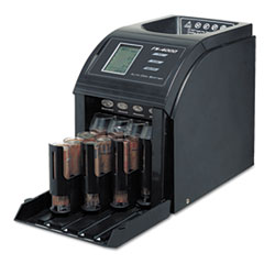Royal Sovereign FS4000: Fast Sort FS-4000 Digital Coin Sorter, Pennies Through Quarters