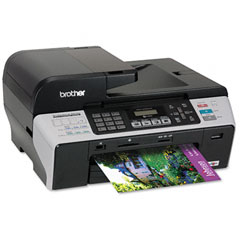 Brother MFC5490CN: Mfc-5490Cn All In One Inkjet Printer, Copy / Fax / Print / Scan