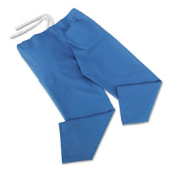 Medline Industries 900JTHSCM: Comfortease Scrub Pants, Washable, Poly / Cotton, Small, Sky Blue