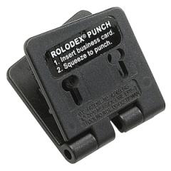 Rolodex 67699 Business Card Punch OfficeWorldcom