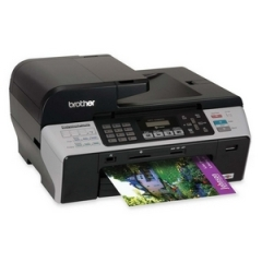 Brother MFC5490CN: Mfc-5490cn All-In-One Inkjet Printer, Copy / fax / print / scan
