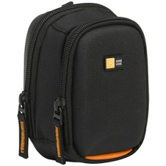 Case Logic SLDC202: SLDC-202 Multi Purpose Case 5.25 x 4 x 2.75 EVA Ethylene Vinyl Acetate Black