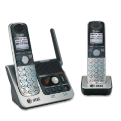 AT&T TL92270: TL92270 Bluetooth, DECT Cordless Phone Cordless 1 x Phone Line Speakerphone Answering Machine