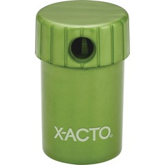 X-Acto 11190: X-Acto Magnetic Pencil Sharpener Handheld Light Green