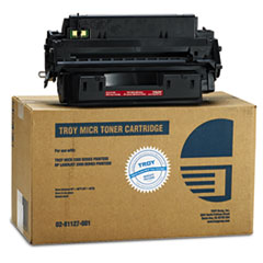 Troy Systems 0281127001: 0281127001 10A MICR TONER SECURE, ALTERNATIVE for HP Q2610A, BLACK