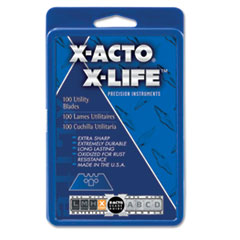 X-Acto X692: Surgrip Utility Knife Blades, 100 / pack