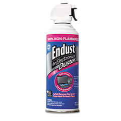 Endust 255050: Non-Flammable Duster with Bitterant, 10 Oz Can