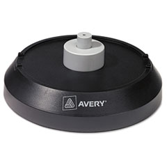 Avery 05699: Cd / dvd Label Applicator, Black