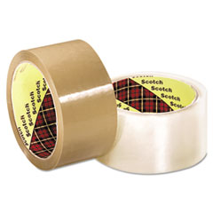 Scotch 2120013679: Scotch 371 Industrial Box Sealing Tape, 48 Mm X 50 M, Clear