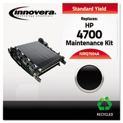 Innovera Q7504A: Remanufactured Q7504A 4700 Transfer Kit, 100000 Page-Yield