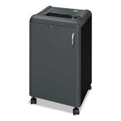 Fellowes 4616001: Fortishred 2250c Heavy-Duty Cross-Cut Shredder, 14 Sheet Capacity, Taa Compliant