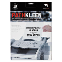 Read Right RR1237: Pathkleen Sheets, 8 1/2 x 11, 10 / pack