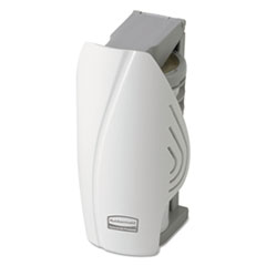 Rubbermaid 1793547: Tc Tcell Odor Control Dispenser, 2.75 X 2.5 X 5.25, White
