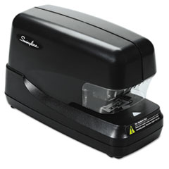 Swingline 69270: High-Capacity Flat Clinch Electric Stapler with Jam Release, 70-Sheet Cap, Black