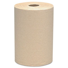 Kimberly-Clark 32848: Essential Hard Roll Towel, 2 Core, 8 X 800 Ft, Brown