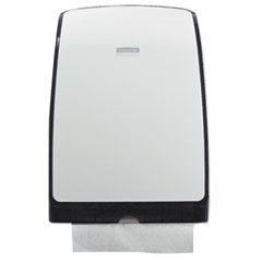 Kimberly-Clark 34830: Control Slimfold Towel Dispenser, 9.88 X 2.88 X 13.75, White