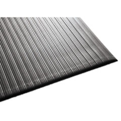 Guardian Mats 24030502: Air Step Antifatigue Mat, Polypropylene, 36 x 60, Black