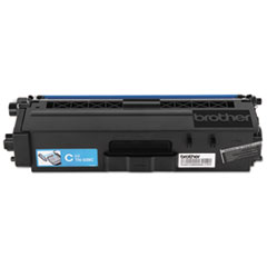 Brother TN339C: Genuine TN339C Super High Yield Cyan Toner Cartridge Laser Super High Yield 6000 Pages Cyan 1 Each