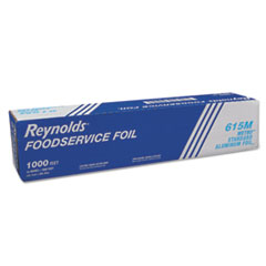 Reynolds Wrap 615M: Metro Aluminum Foil Roll, Lighter Gauge Standard, 18 x 1000 Ft, Silver