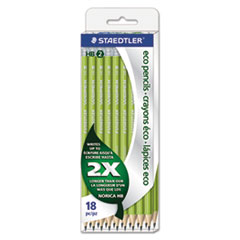 Staedtler 18241CB18: Wopex Extruded Pencil, 18 / pack