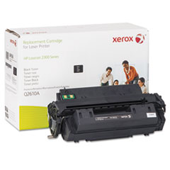 Xerox 6R936: 006r00936 Replacement Toner for Q2610a 10a, Black