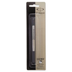 Parker 1950321: REFILL for PARKER ROLLER BALL PENS, FINE POINT, BLACK INK