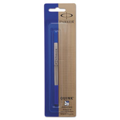 Parker 1950322: REFILL for PARKER ROLLER BALL PENS, FINE POINT, BLUE INK