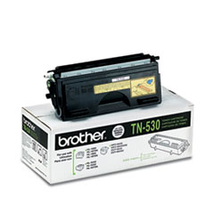 Brother TN530: TN530 Original Toner Cartridge Laser 3300 Pages Black 1 Each