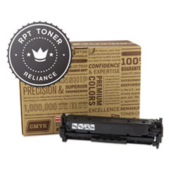 Reliance RELCC530A: Rpt Relcc530a Remanufactured Cc530a Toner, 3500 Page-Yield, Black