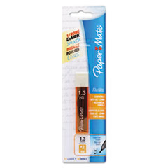 Papermate 1868816: Lead Refills, 1.3 Mm, Hb, Gray, 12 / Tube