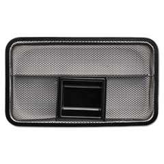 Rolodex 22121: Drawer Organizer, Metal Mesh, Black