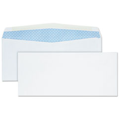 Quality Park 90030: Business Envelope, 10, Commercial Flap, Gummed Closure, 4.13 X 9.5, White, 500 / Box